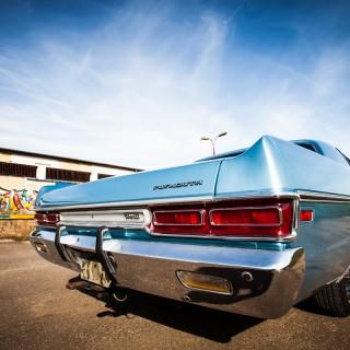 69er Plymouth Fury III