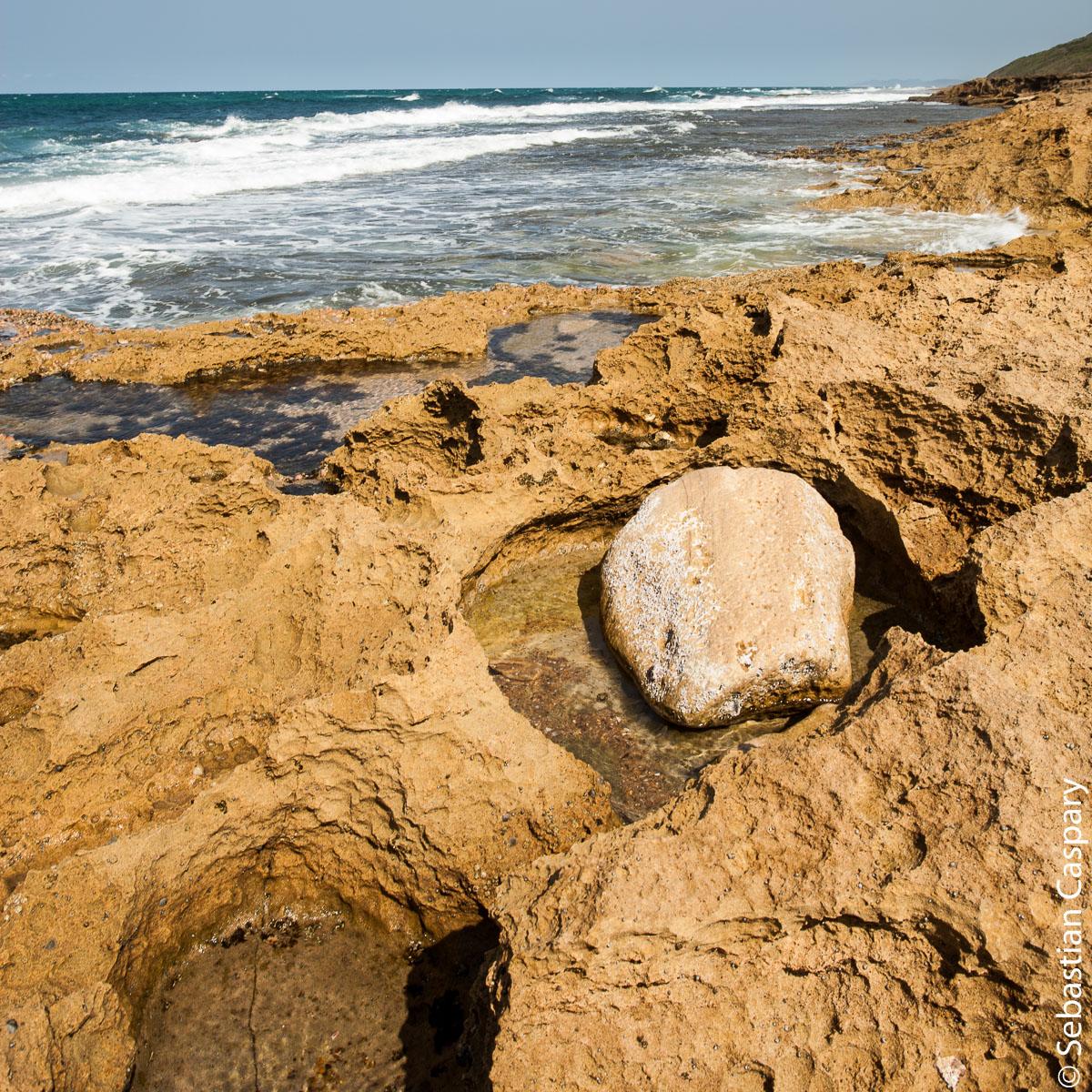 Am indischen Ozean am Cape Vidal.