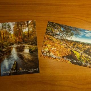 Nationalpark Hunsrück – Hochwald Postkarten